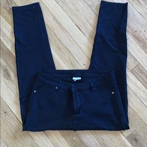 Avenue Navy Blue Ponte Pant